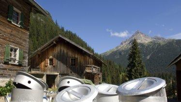 Il formaggio della valle Lechtal
