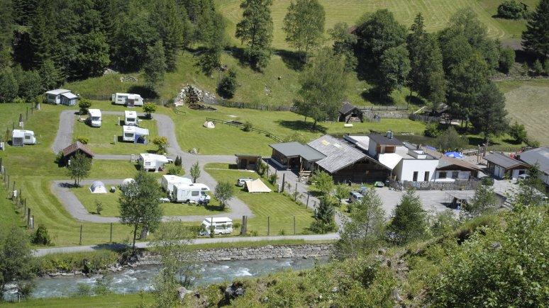Il Mountain Camp Pitztal