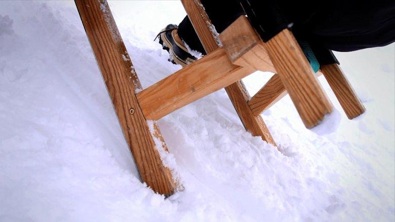 Gli slittini che vengono usati dai Tirolesi sono maggiormente fatti da produttori locali.