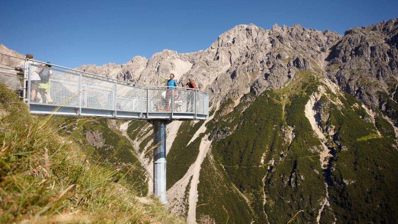 Il nido dell'aquila Imst, © Imst Tourismus
