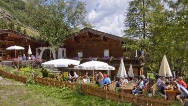 La malga Laponesalm nella valle Gschnitztal, © Wipptal Tourismus