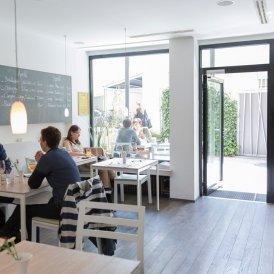 Chez Nico: ristorante vegetariano a Innsbruck, © Tirol Werbung/W9 STUDIOS