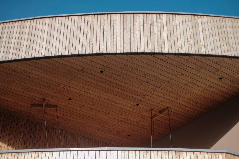 Il legno proviene da boschi locali.