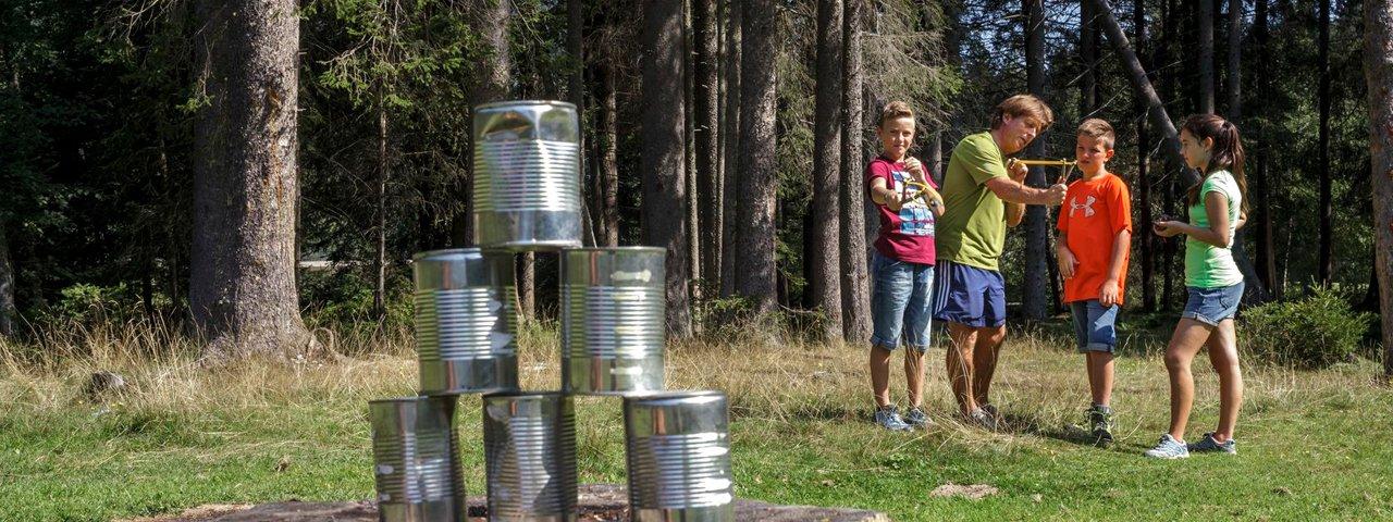 Con le summercards: Programma estivo per bambini gratuito o ridotto, © Tirol Werbung/Robert Pupeter
