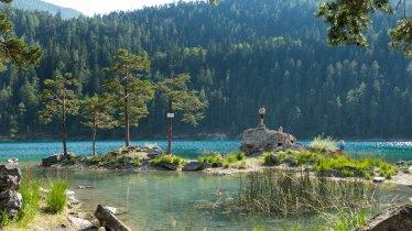 Il lago Blindsee, © Tirol Werbung/W9 Studios