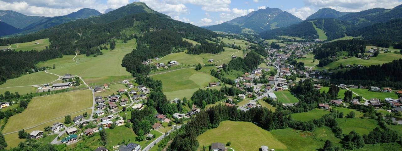 Fieberbrunn in estate, © Global Newsroom