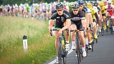 La gara ciclistica Dolomitenrundfahrt, © LRC Lienzer Dolomiten/Marco Felgenhauer