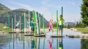 I giochi acquatici di Timok, © fieberbrunn.com