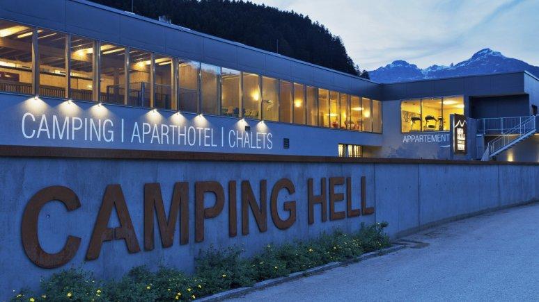 Campeggio Hell nella Zillertal, © Hells Ferienresort Zillertal
