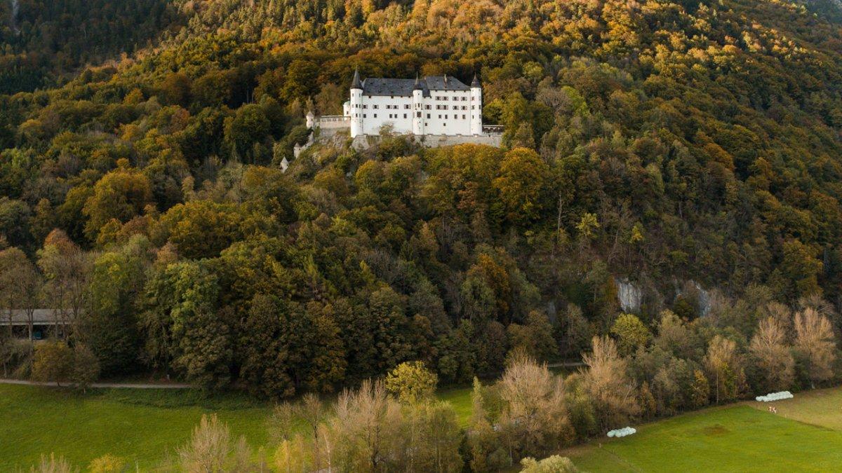 Castello di Tratzberg, © Tirol Werbung/W9 STUDIOS