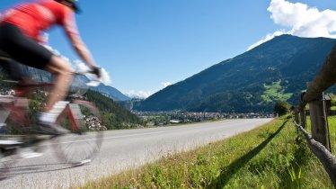 Bici da corsa nella regione TirolWest, © TVB TirolWest/Daniel Zangerl