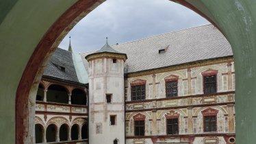 Il castello Tratzberg a Stans, © Tirol werbung/Bernhard Aichner