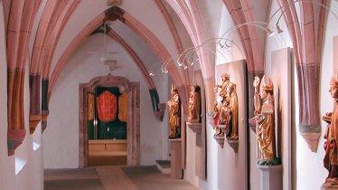 Il chiostro del museo agostiniano, © TVB Alpbachtal Seenland