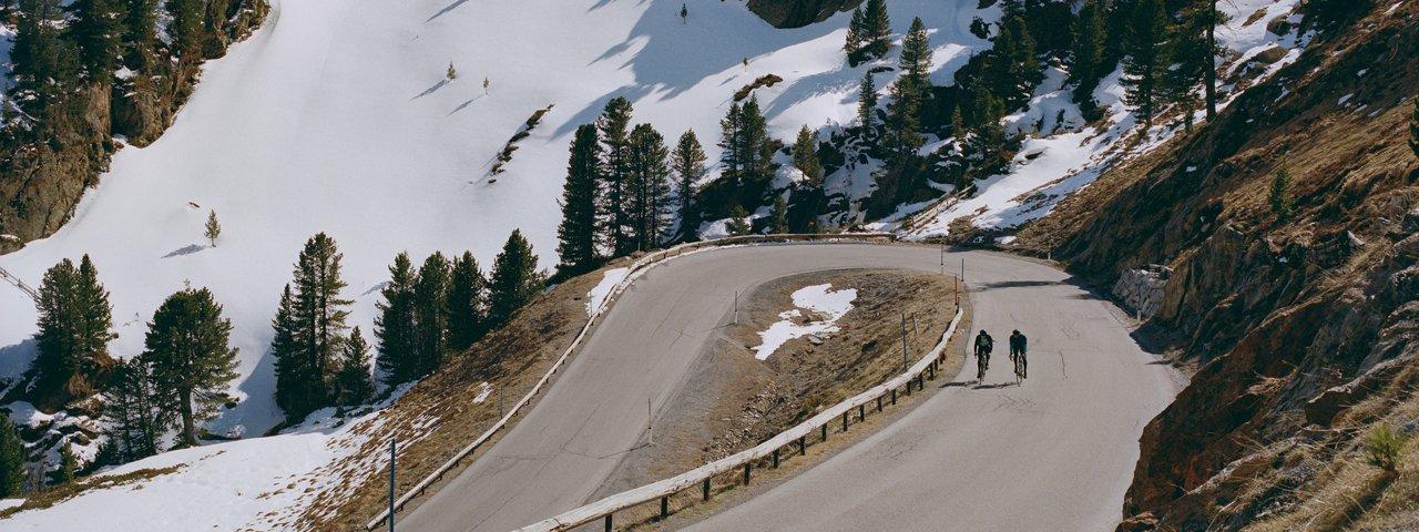 La strada del ghiacciaio dell'Ötztal, © Tirol Werbung/Marshall George