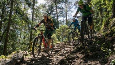 Blindsee Trail a Lermoos, © Tirol Werbung/Peter Neusser