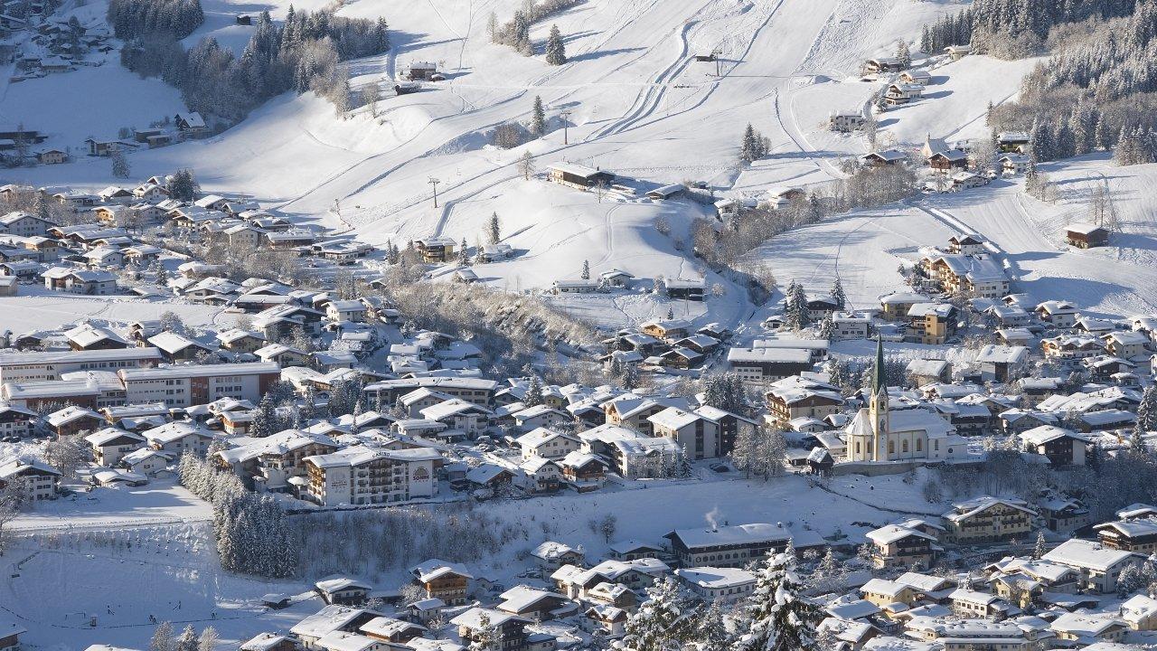 Kirchberg in inverno, © Kurt Tropper
