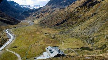 Il rifugio Amberger Hütte, © Ötztal Tourismus