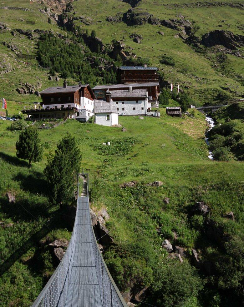 Le Rofenhöfe a Vent sono i masi aperti tutto l'anno più in alta quota dell'Austria. , © Tirol Werbung, Bernhard Aichner