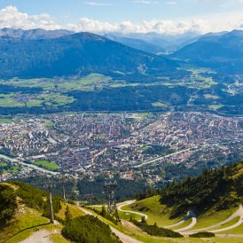 La funivia Nordkettenbahn, © Innsbruck Tourismus/Christoph Lackner