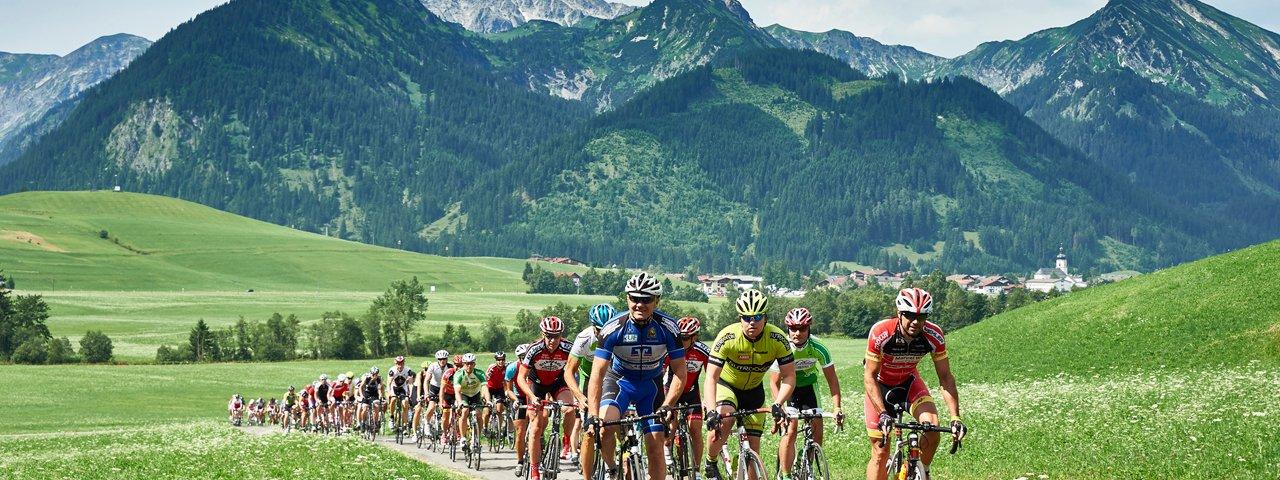 Maratona ciclistica Tannheimer Tal, © ARGE SKI-TRAIL/Marco Felgenhauer