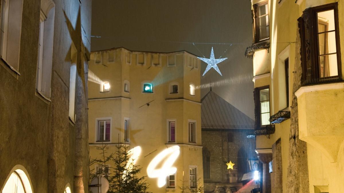 Il mercatino di Natale di Hall in Tirol, © Tirol Werbung/Laurin Moser