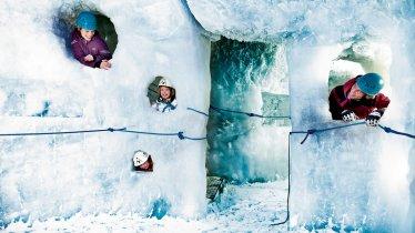 Ghiacciaio di Hintertux, © Tourismusverband Tux-Finkenberg