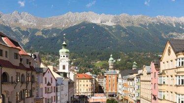 Innsbruck in estate, © Innsbruck Tourismus