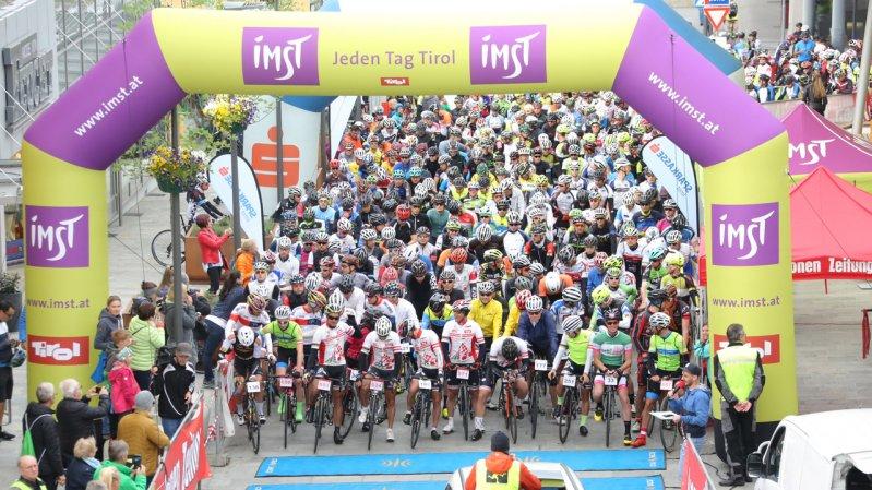 La maratona ciclistica di Imst, © sportograf
