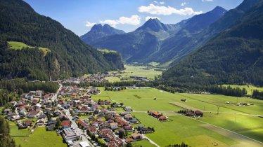 Längenfeld in estate, © Ötztal Tourismus/Lukas Ennemoser