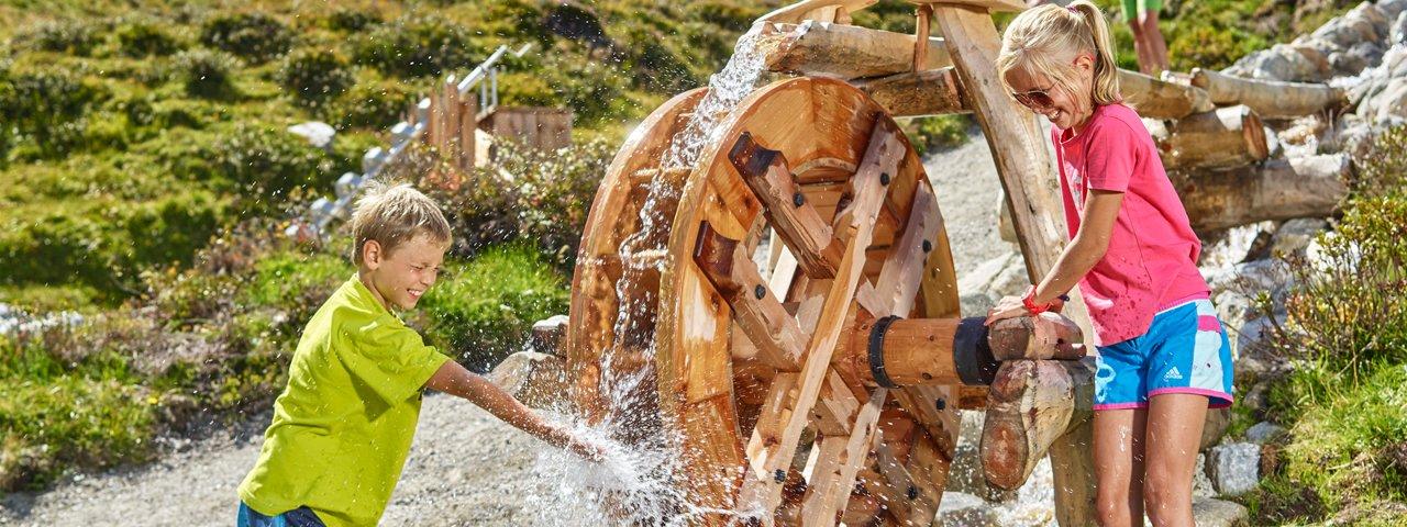 Tux-Welten: il Mondo dell'acqua, © Tux-Finkenberg