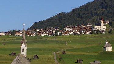 Obertilliach in estate, © TVB Osttirol