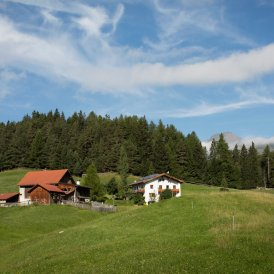 Tiefhof a Nauders, © Tirolwerbung/Lisa Hörterer
