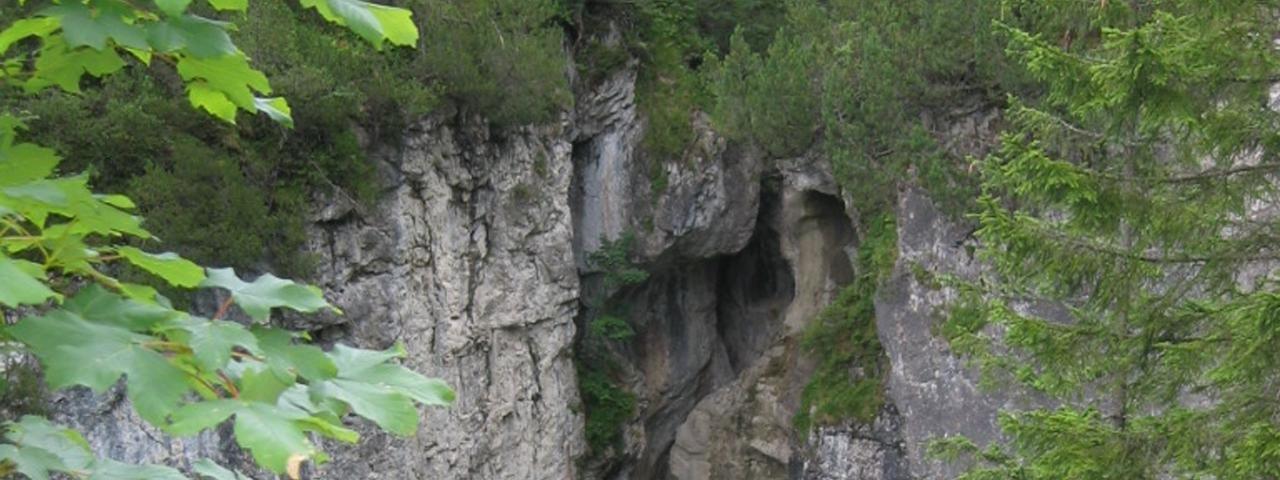 "Gola Hölltalschlucht e il ""luogo del silenzio"", © Tirol Werbung"