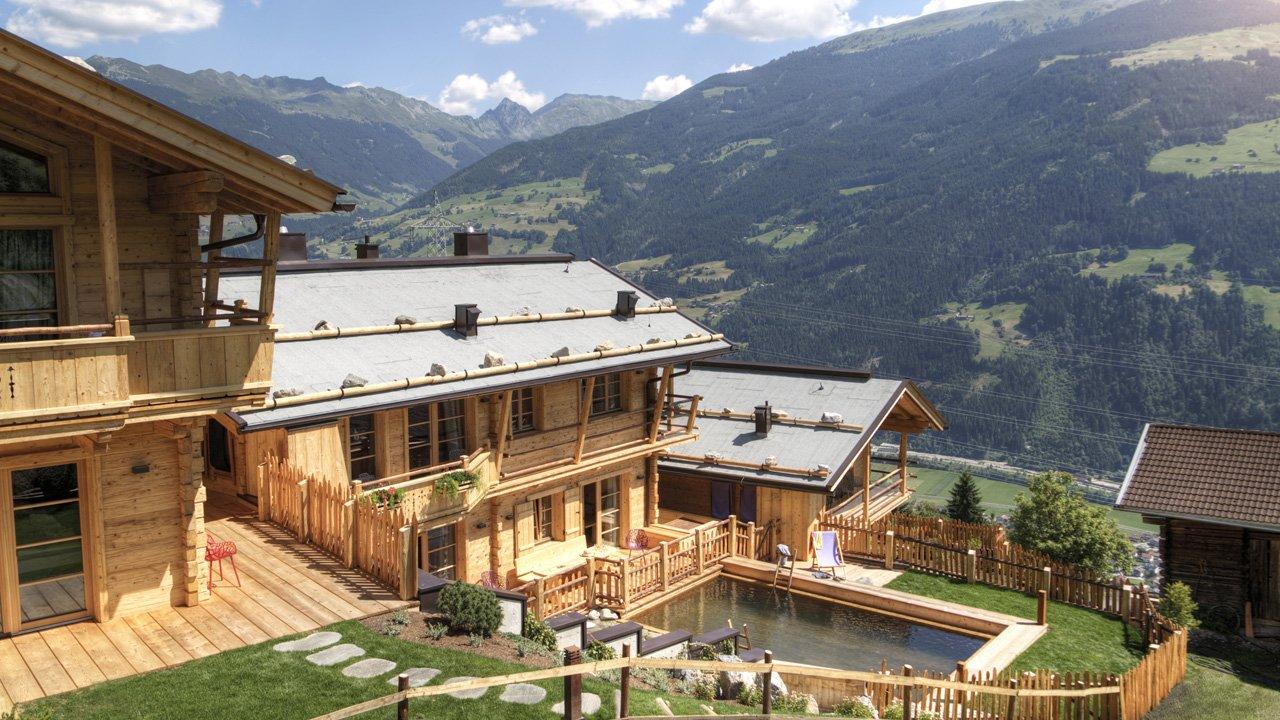 HochLeger Chalet Deluxe a Aschau im Zillertal, © Das Posthotel GmbH