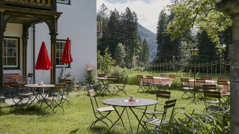 Gasthof Neuhaus, © David Schreyer