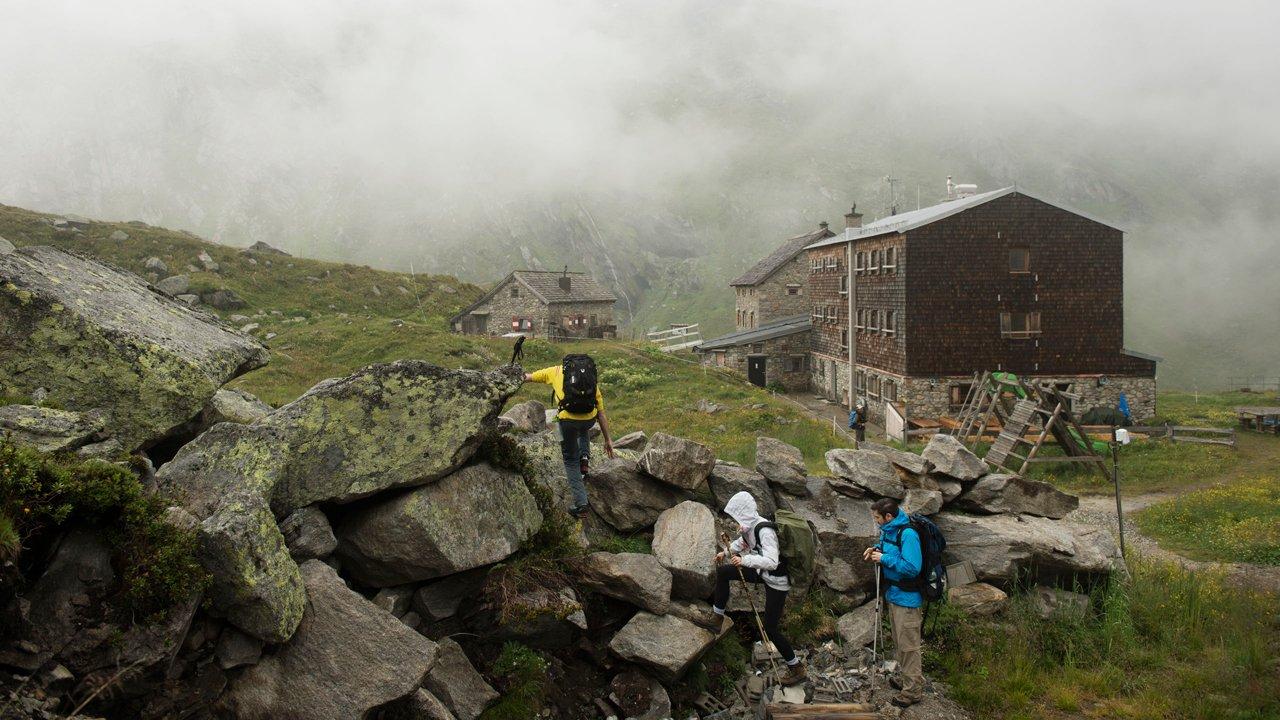 Sentiero dell'aquila: tratto nell'Osttirol, © Tirol Werbung