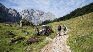 Sentiero dell'aquila tappa 09, © Tirol Werbung/Dominik Gigler