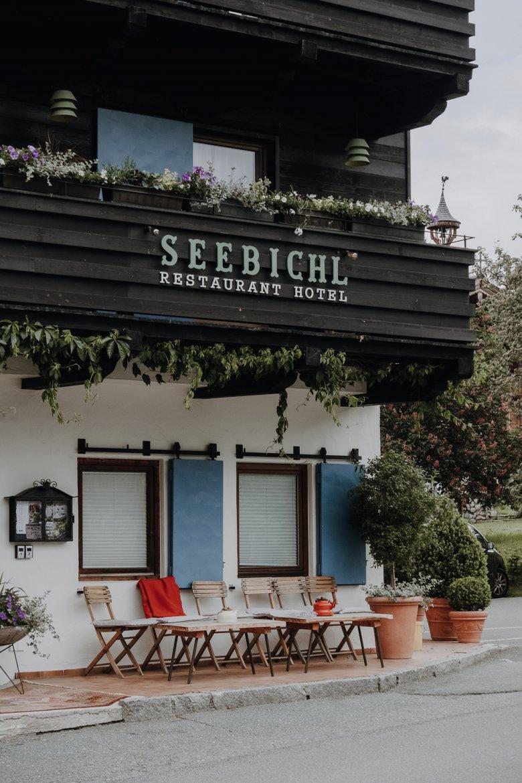 L'hotel Seebichl al lago Schwarzsee a Kitzbühel: un consiglio d'amico per l'anima.