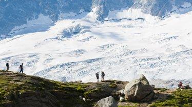 Durante la marcia Zillertaler Steinbockmarsch, i partecipanti devono superare 1.870 metri in salita, © Norbert Freudenthaler