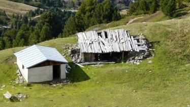 La malga Ramolalm, © Nationalpark Ötztal/T. Schmarda