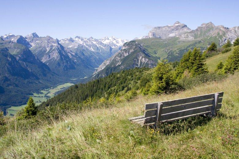 Il posto perfetto per rilassarsi – al di sopra della valle Gschnitztal. , © Tirol Werbung, Markus Jenewein
