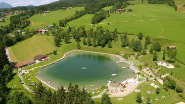 Lago balneabile di Going, © Tourismusverband Wilder Kaiser