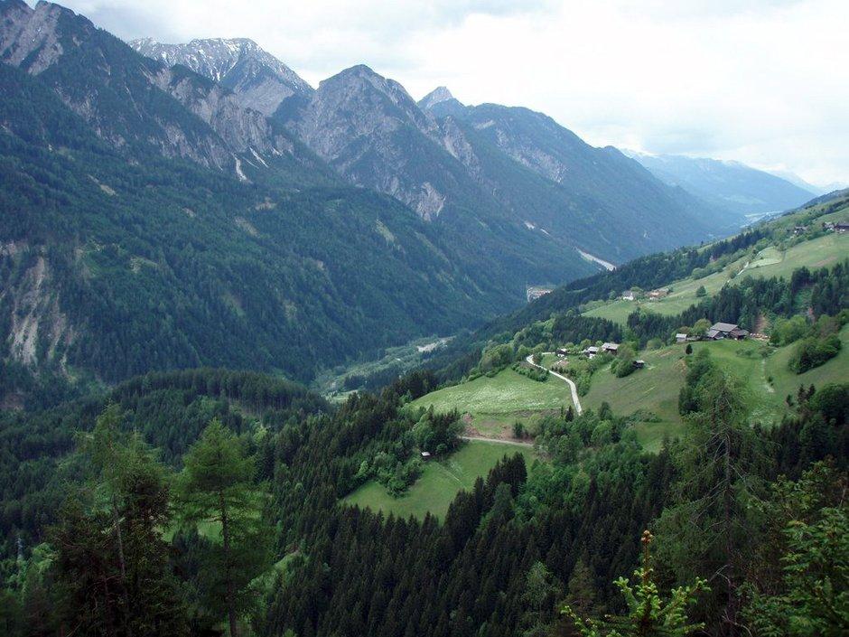Strada panoramica Pustertaler Höhenstraße, © Osttirol Werbung