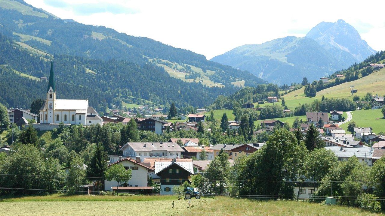 Kirchberg in estate, © Kitzbüheler Alpen Brixental