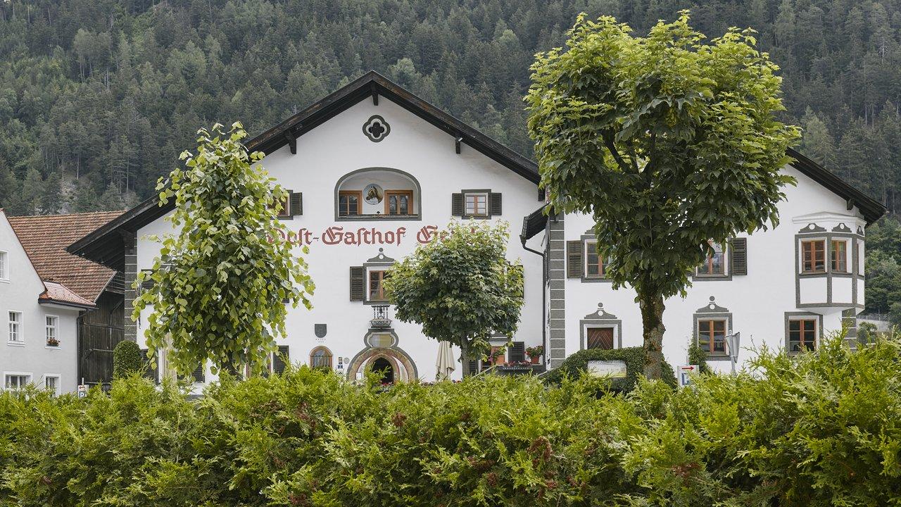 Postgasthof Gemse, © David Schreyer