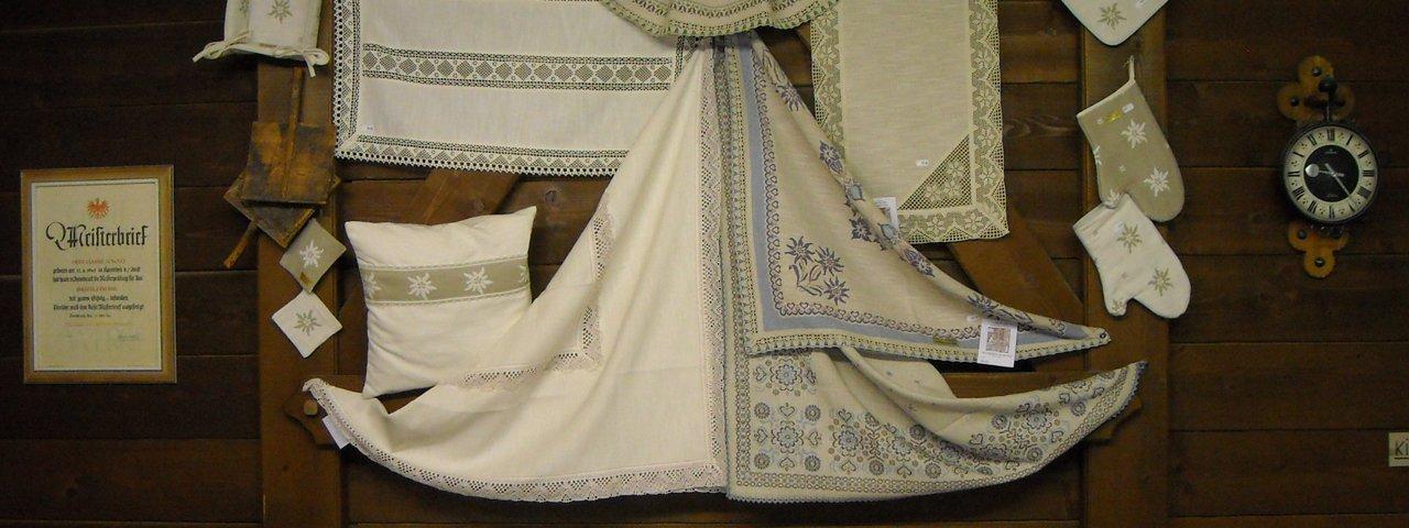 La tessitura Schatz, © Traditionsweberei Schatz