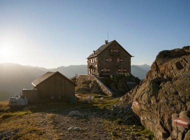 Rifugio Erlanger Hütte, Umhausen. , © Tirol Werbung, Jens Schwarz