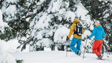 Escursioni con le ciaspole nello Stubai, © Stubai Tirol/Andre Schönherr