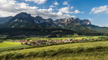 Il panorama sul Kaiser, Ellmau, © Daniel Reiter & Peter von Felbert