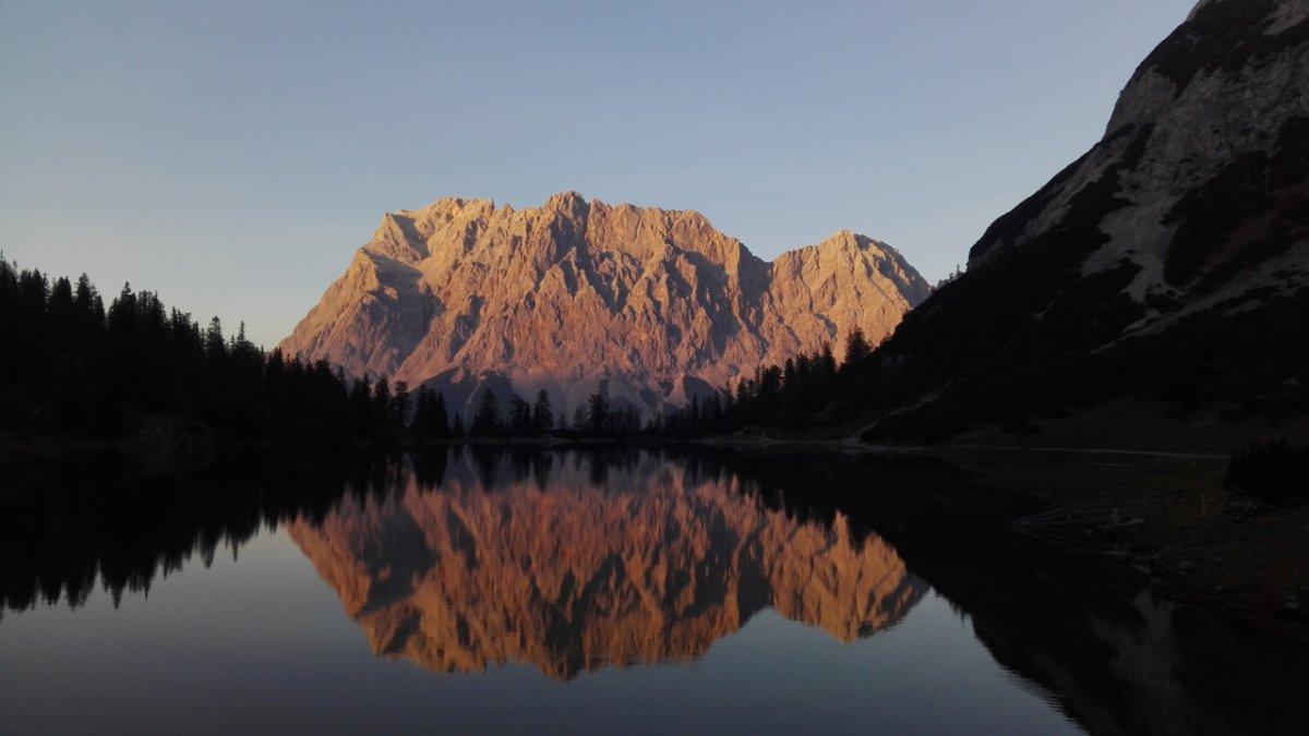 Il lago di Seebensee, © Jannis Braun